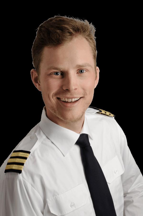 Maximilian Stöckert – Pilot / Compliance Manager