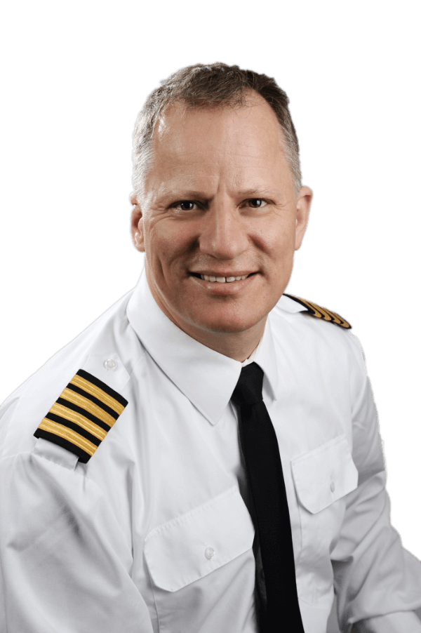 Stephan Stritter  – CEO/Pilot