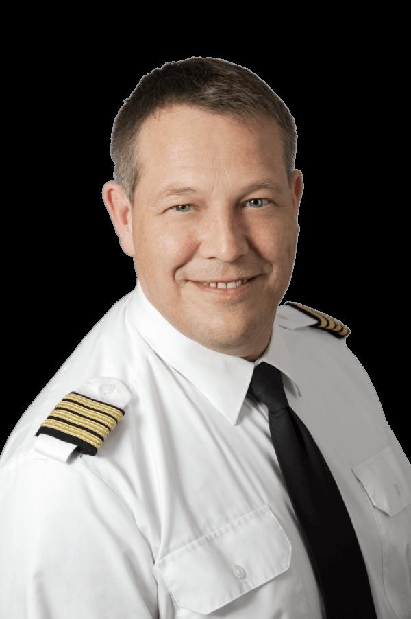 Michael Schütze – Pilot / OPS