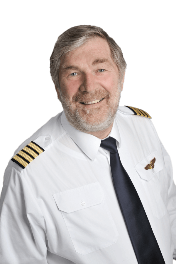 Peter Siemi – CAMO / Pilot
