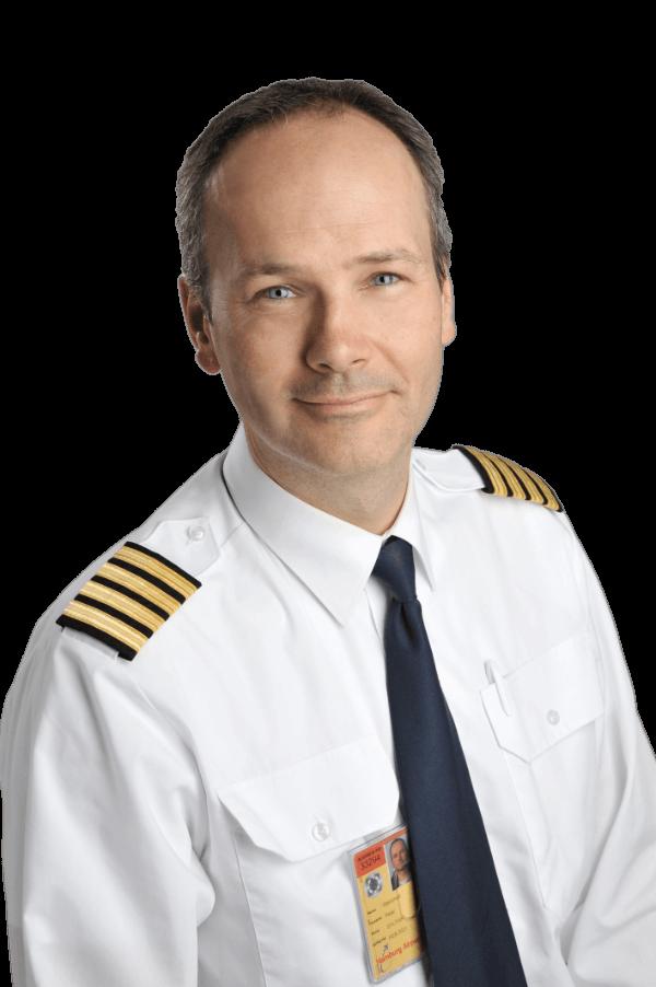Peter Steinmetz – Pilot/OPS